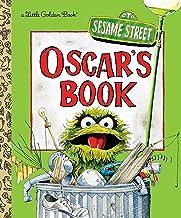 Oscar's Book (Sesame Street) (Little Golden Book)