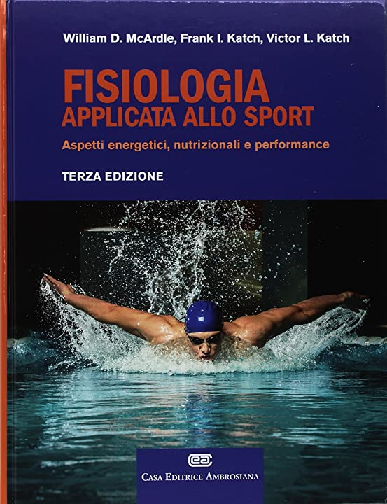 Fisiologia applicata allo sport. aspetti energetici, nutrizionali e performance. con contenuto digitale 978-8808980014