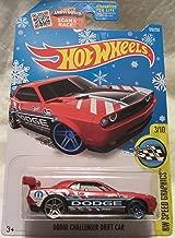 2016 Hot Wheels HW Speed Graphics Dodge Challenger Drift Car 178/250 Snowflake Exclusive