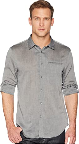 John Varvatos Collection Slim Fit Sport Shirt W375U1