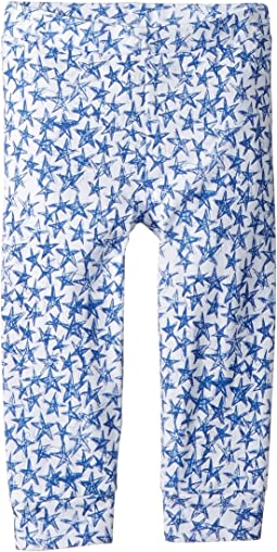 Giggle All Over Stars Jersey Pants (Infant)
