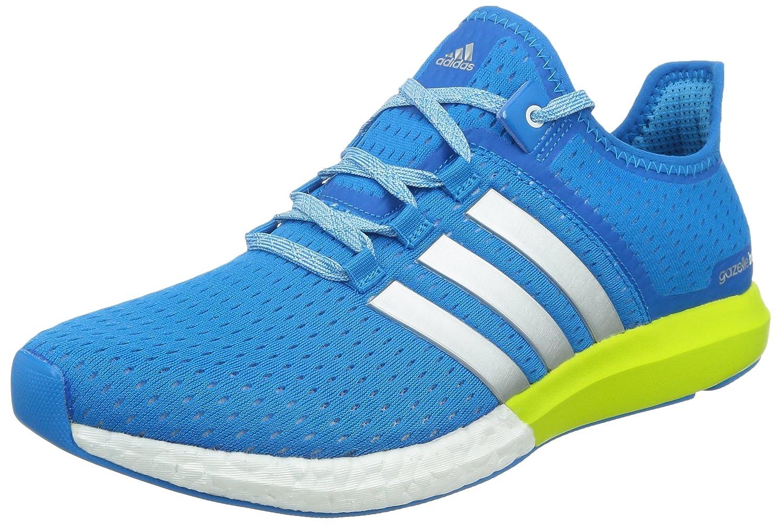 Adidas Men s CC Gazelle Boost M BLUE WHITE GREEN Blue / White ...