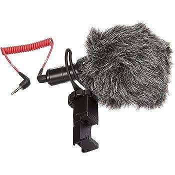 Adaptador De Micrófono Externo de 3.5 mm para DJI Osmo Bolsillo récord de audio