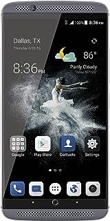 ZTE SIMフリースマートフォン ZTE AXON7(クオーツグレー) AXON7/QUARTZGRAY