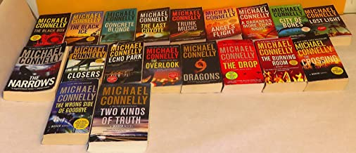 Michael Connelly - Harry Bosch Series: Books 1-20 (Set of 20)