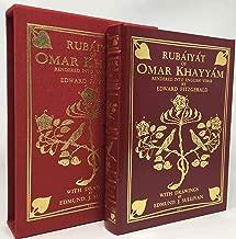 Rubaiyat of Omar Khayyam. Collector's Edition Bound in Genuine Leather