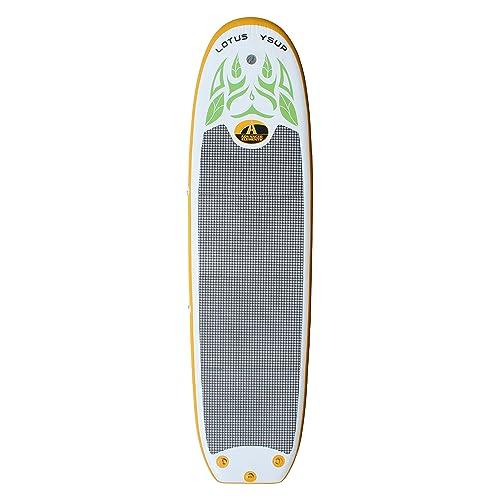 Amazon.com : ADVANCED ELEMENTS Lotus YSUP Yoga Inflatable ...