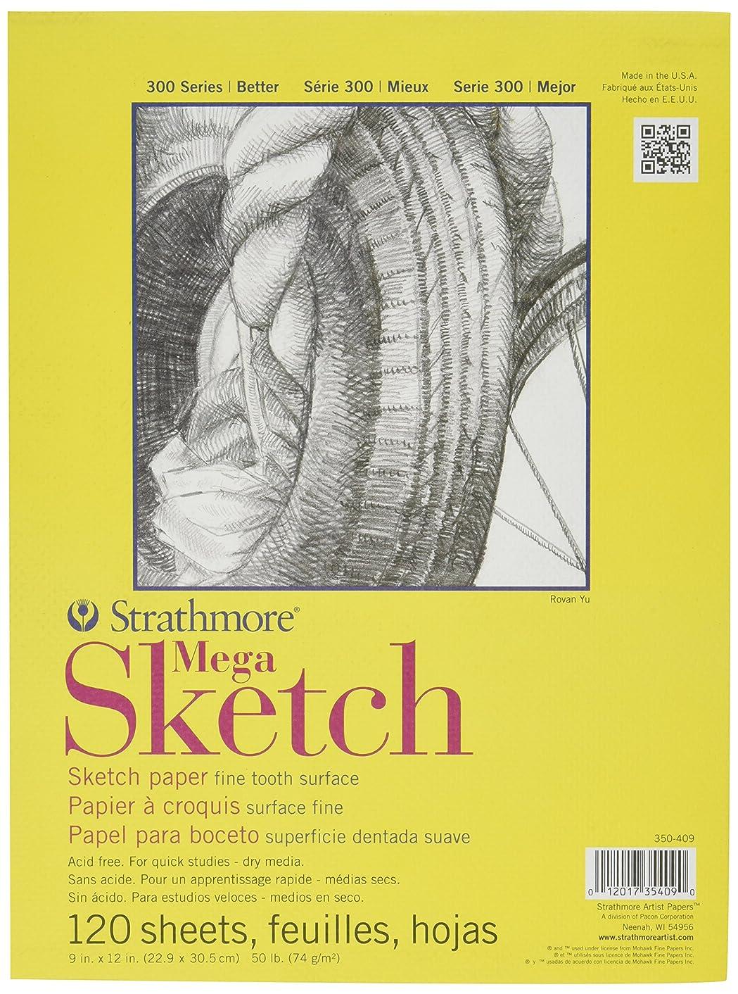 Strathmore Mega Sketch Paper Pad 9