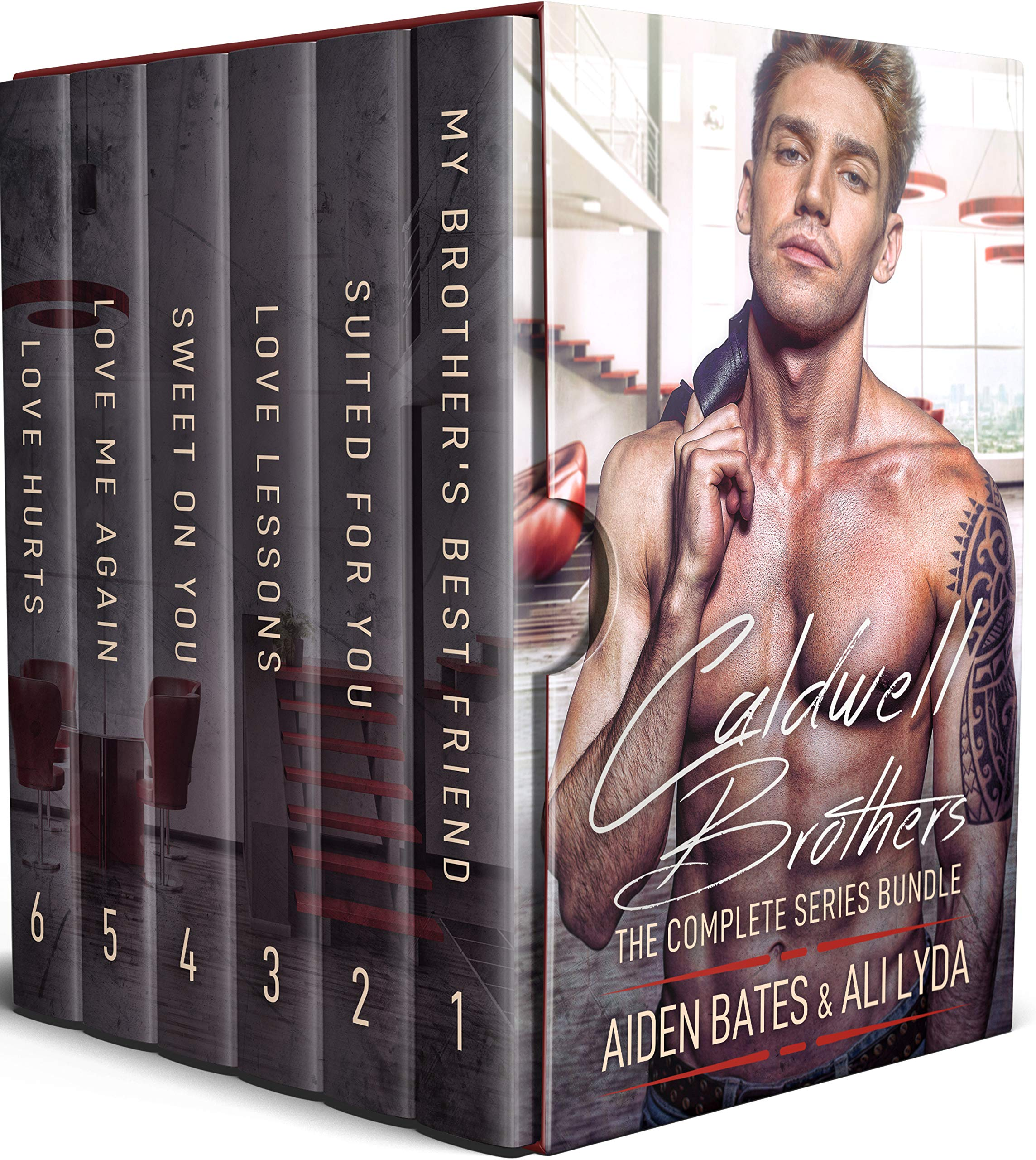 Caldwell Brothers: The Complete Series Bundle