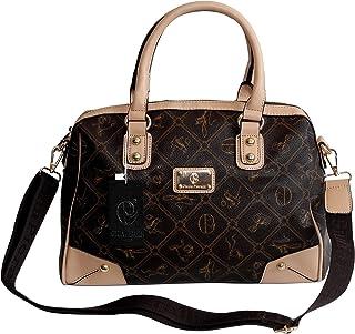 Damenhandtasche von Giulia Pieralli - Damen GlamourHandtasche Damentasche Tasche Henkeltasche Schultertasche Umhängetasche...