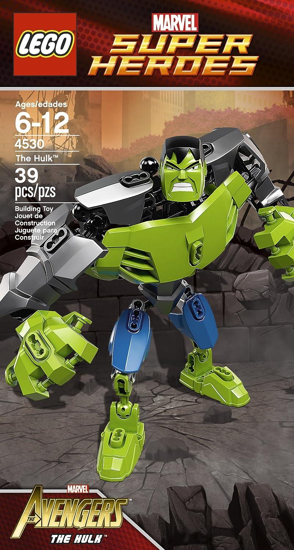 LEGO Super Heroes The Hulk 4530 by LEGO B007GFDVEO  Ausgezeichnetes Handwerk | Lebensecht