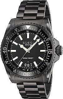 Men's Dive Watch Quartz Sapphire Crystal YA136205