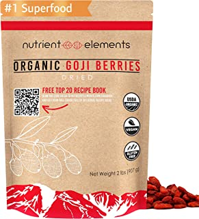 goji berries 5 lbs
