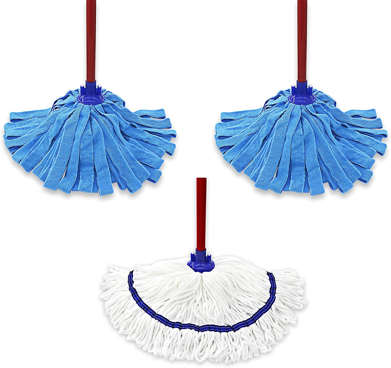 Microfiber Cloth Mop Ultra-Cheap Deals Replacement Microfi O-cedar with Compatible Dallas Mall