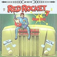 red rocket cartoon
