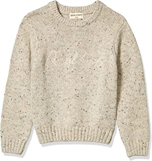 Richie House Boys Solid Cardigan Sweater with Applique Size 3-10 RH1694