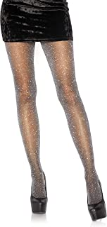 Women's Lurex Metallic Shimmer Tights