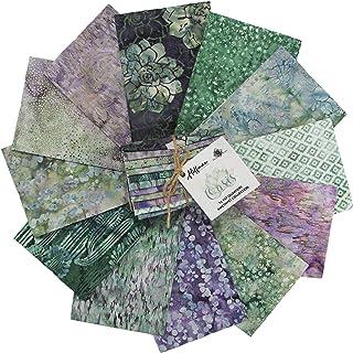 Premium Batik Fat Quarter Bundles 10 Fat Quarters JC5050