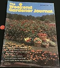 The Weekend Gardener Journal May/June 1986 (Vol.2, No.6)