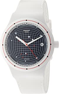 Swatch Sistem 51 Automatic Movement Blue Dial Unisex Watch SUTW404