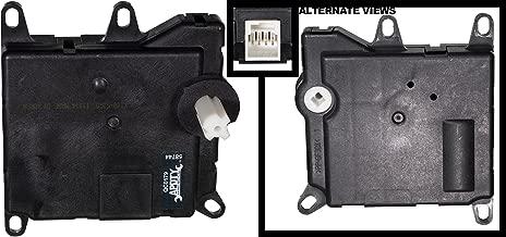 APDTY 715316 HVAC Air Door Actuator Main Position Manual Temp Control Fits Select 1997-2004 Ford & Lincoln Models (See Description For Details; Replaces 2L3Z19E616BA, F65Z19E616AB, XL3Z19E616BA)