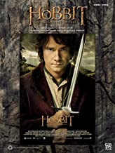 The Hobbit -- An Unexpected Journey: Sheet Music Selections from the Original Motion Picture Soundtrack (Piano/Vocal)