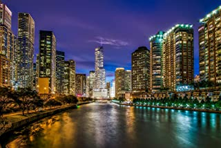 Buffet Dinner Cruise Experience for Two in Chicago - Tinggly Voucher/Gift Card in a Gift Box