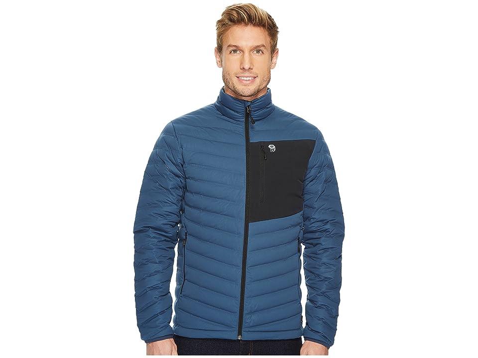 Mountain Hardwear StretchDown Jacket (Zinc) Men