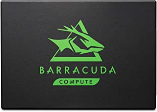 Seagate Barracuda 120 SSD 1TB Internal Solid State Drive – 2.5 Inch SATA 6GB/S for Computer Desktop PC Laptop (ZA1000CM10003)
