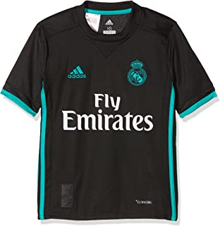 Adidas 2017-2018 Real Madrid Away Shirt (Kids)