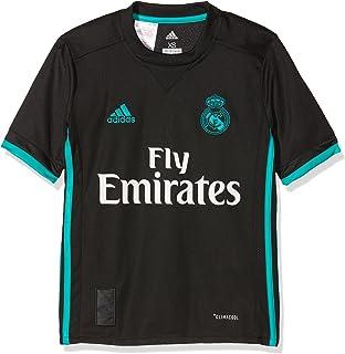 Real Away Jersey - Camiseta 2ª Equipación Real Madrid 2017-2018 Niños