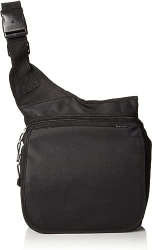 Everest Messenger Bag – Large, Black, One Size