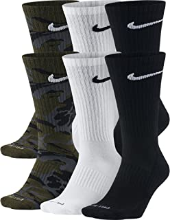 NIKE Everyday Max Cushion Crew Socks (6 Pairs)