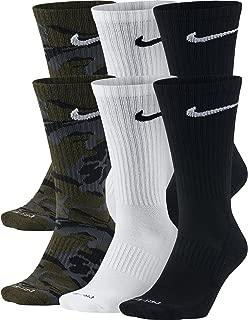 Everyday Max Cushion Crew Socks (6 Pairs)