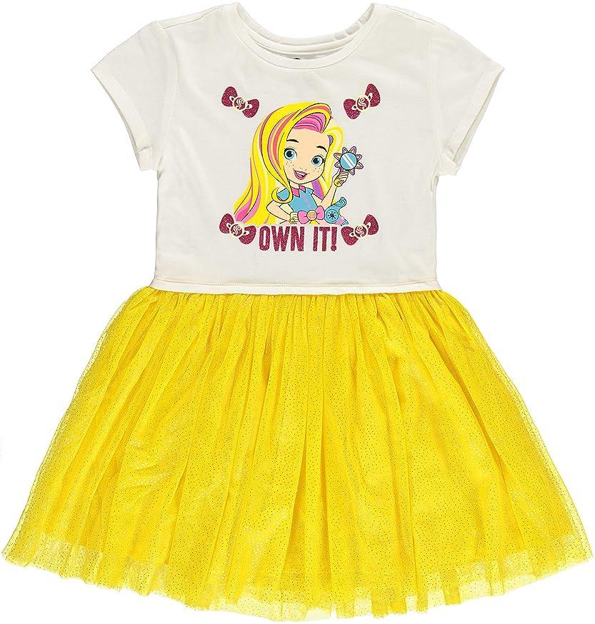 Sunny Day Girls' Tutu Dress with Tulle Skirt - Nickelodeon Nick Jr.
