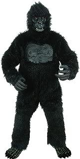 Seasons Deluxe Gorilla Costume with Feet