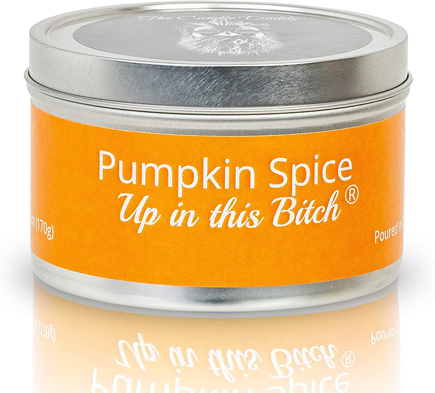 Pumpkin 5 ☆ very popular Spice Up Free shipping on posting reviews in This oz 6 Scented Bitch Metal