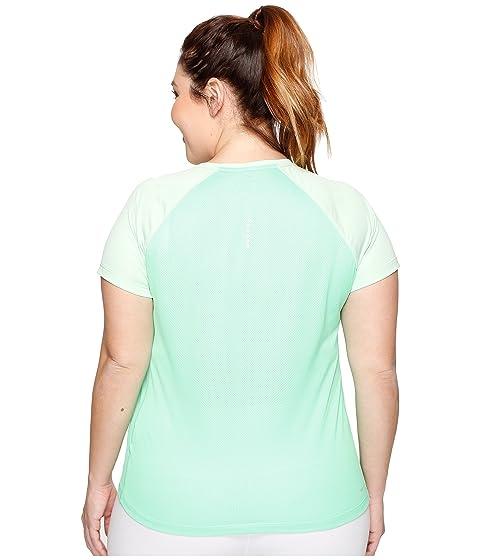 Short Size Running Nike Miler 1X 3X Top Sleeve Dry wEZBv
