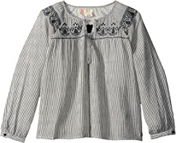 Roxy Kids - Taste of Winter Woven Top (Big Kids)
