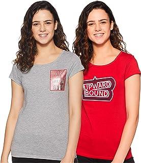 e178b0e32fdd Amazon.in: Honey by Pantaloons - Tops, T-Shirts & Shirts / Western ...
