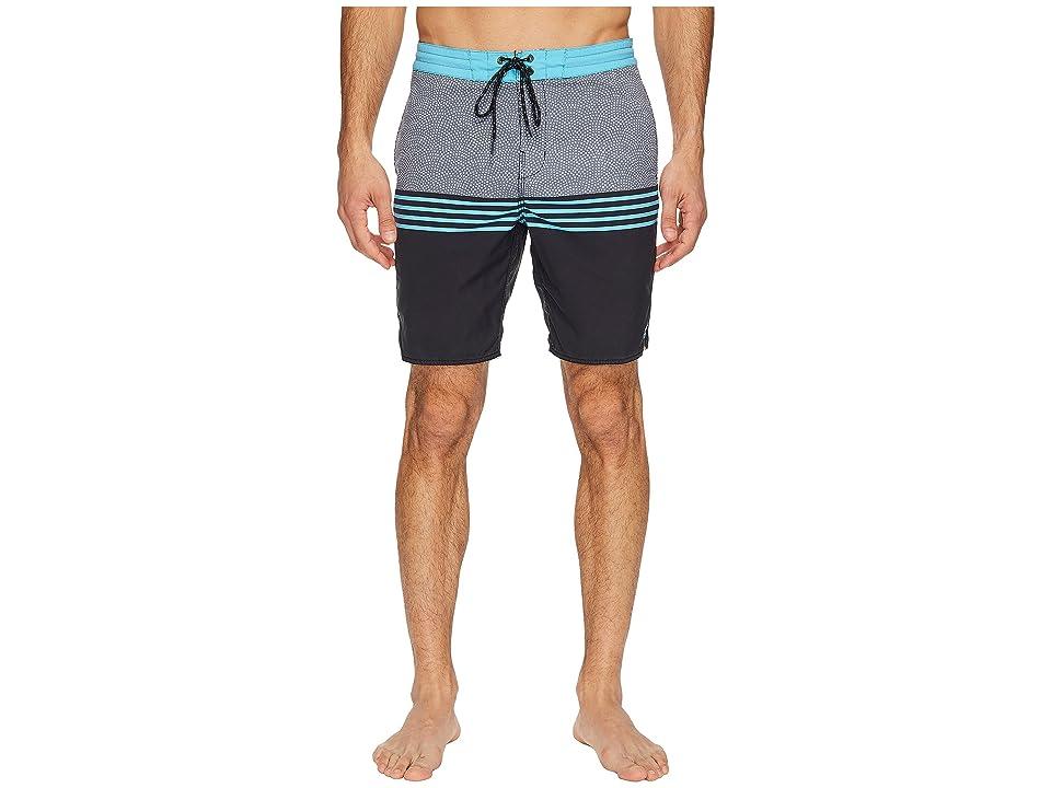 Billabong Fifty 50 Lo Tide Boardshorts (Black) Men