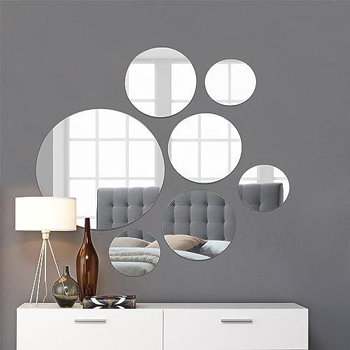 Circle Mirrors Wall Decor: Amazon.com