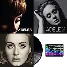 Adele: Complete Vinyl Studio Album Discography with Bonus Art Card