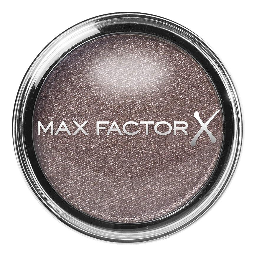 乗り出す入り口通りMax Factor Wild Shadow Pot - 107 Burnt Bark マックスファクターワイルドシャドウポット - 107焦げ樹皮