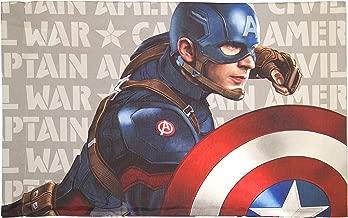 Jay Franco Marvel Captain America 'Civil War' Lightning Standard 20