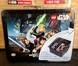 The Lucasarts Ultimate Collection Come with Lego Star Wars II the Original Trilogy Game, Indiana Jones Staff of Kings, and Lego Star Wars Ultimate Starter Kit Case for the Ds Lite System