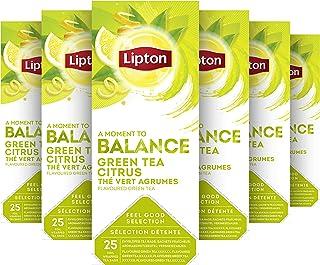 Lipton Groene Thee - 6 x 25 zakjes