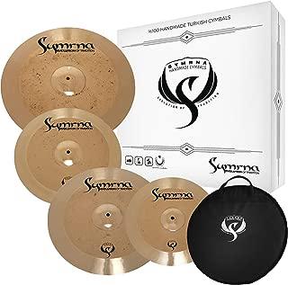 tama qc8b4 quick set cymbal mate 4 pack