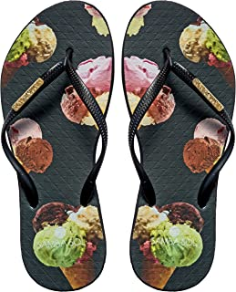 Samba Sol Women's Fashion Collection Flip Flops