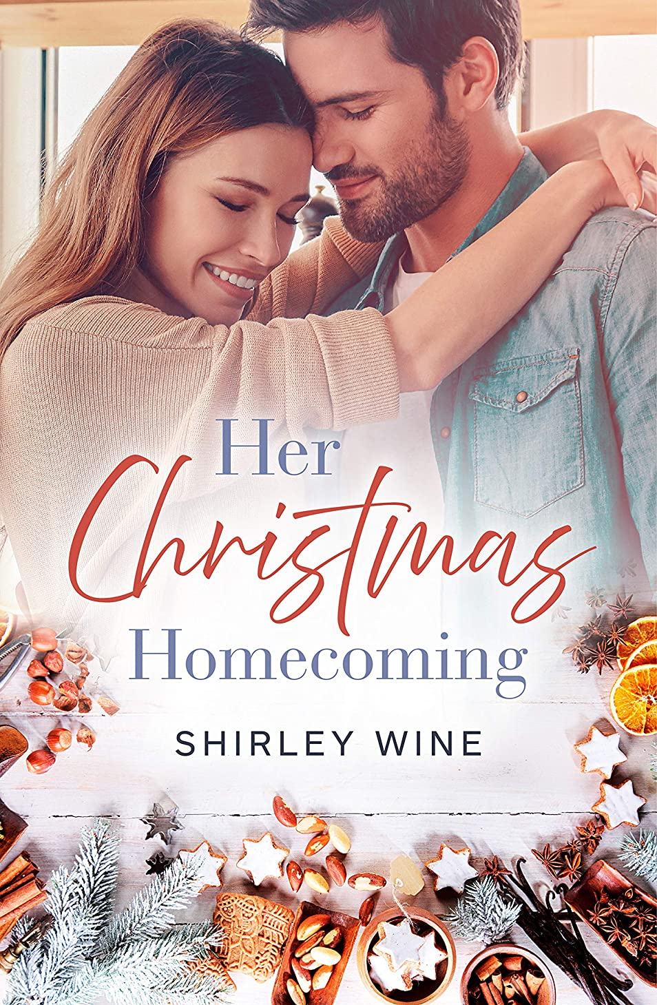 貯水池関連付ける繊維Her Christmas Homecoming (Rainbow Cove Christmas, #3) (English Edition)